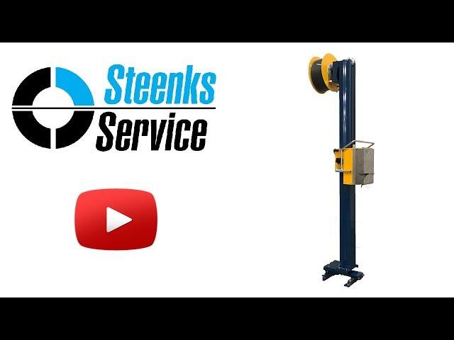 YouTube video | Reisopack 2800 auf Pole & Gleitschlitten