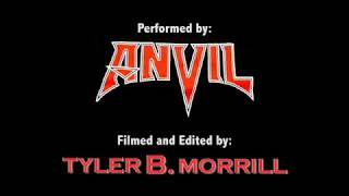 """Free As the Wind"" LIVE by ANVIL"