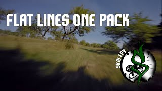 FPV Freestyle: Flat lines One Pack #Runcam #Hobbywing #Session5 #GoPro #TBS #Tattu #R-Line #DJI #Run