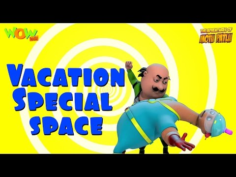 Download Motu Patlu Vacation Special Space Compilation As Seen On