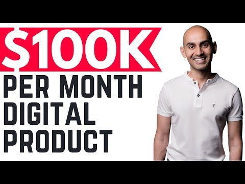How to Create a Digital Product That Generates (AT LEAST) $100,000 Per Month