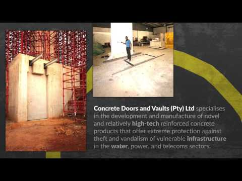 Concrete Doors And Vaults (Pty) Ltd
