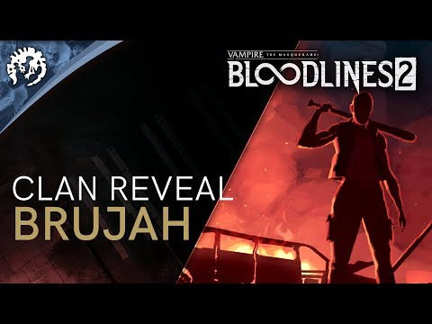 Clan Introduction - Brujah - Vampire: The Masquerade - Bloodlines 2 de Vampire: The Masquerade Bloodlines 2