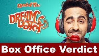 Dream Girl Box Office Verdict | #TutejaTalks