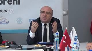 Erciyes Teknopark İle Kayseri Üniversitesi Arasında Hizmet Protokolü İmzalandı.