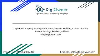 DigiOwner is the best property management agency