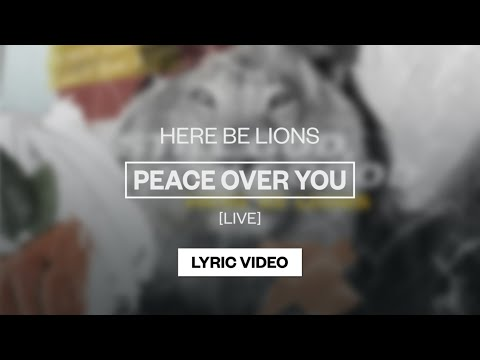 Peace Over You - Youtube Lyric Video