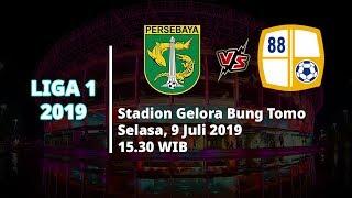 Live Streaming Liga 1 2019 Persebaya Surabaya Vs Barito Putera Selasa (9/7)