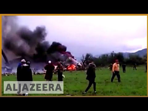 🇩🇿 Algeria: At least 257 killed in military plane crash | Al Jazeera English