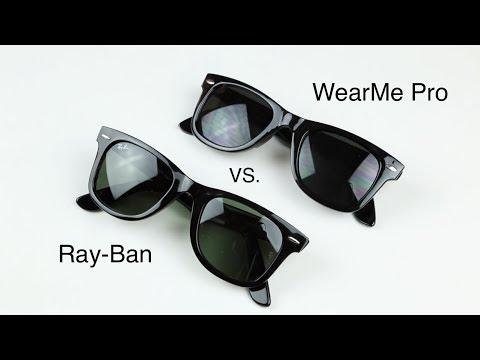 The Ultimate Budget Friendly Original Wayfarer Sunglasses by WearMe Pro