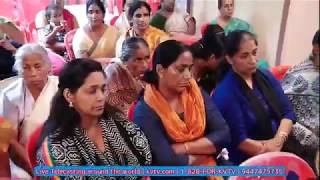 KVTV Live | പാലത്തുരുത്ത് കിഴക്കേക്കാട്ടില്  ജിന്സണ് ഫിലിപ്പ്  Funeral