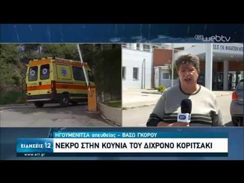 Τη ζωή του έχασε στον ύπνο του κοριτσάκι δύο ετών στην Ηγουμενίτσα |01/06/2020 | ΕΡΤ