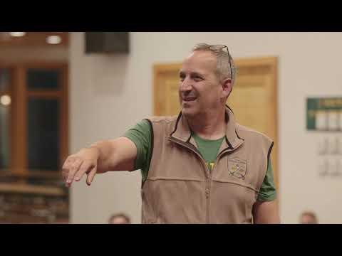Camp Echo Lake Staff Video: Tony Stein