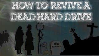 Tinkernut - Reviving A Dead Hard Drive