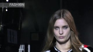 PHILIPP PLEIN Milan Fashion Week Fall 2015 by Fashion Channel