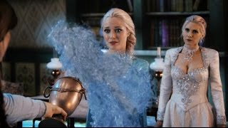 "Elsa: ""No Matter What Anna, I Love You"" (Once Upon A Time S4E0809)"