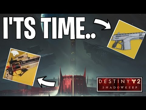 Destiny 2 | Shadowkeep Exclusive Launch Stream! Returning to the Moon! So Much Hype!!!