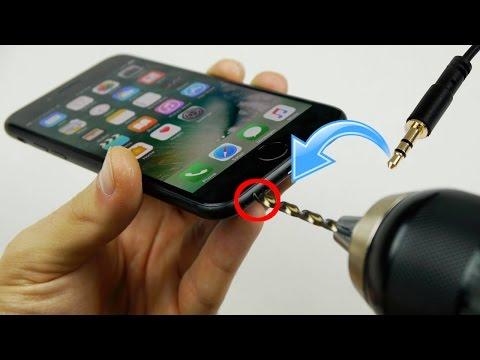 30467c7ffab Poner JACK SECRETO en iPhone 7 (Auriculares)   Mito o Realidad #6