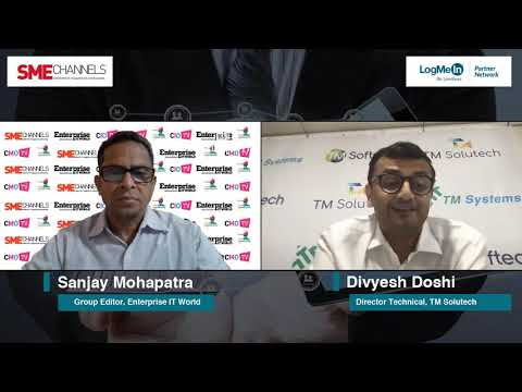 Divyesh Doshi, Director, TM Softech Private Limited