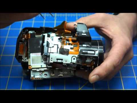 Sony HDR-HC9 C:32:11 Error Repair Video