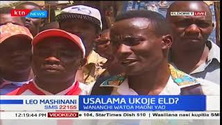 Maoni ya wakaazi wa Eldoret kuhusiana na hali ya usalama