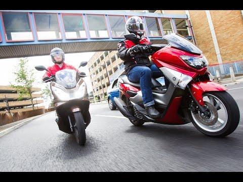 Honda PCX125 vs Yamaha NMAX – Scooter Review
