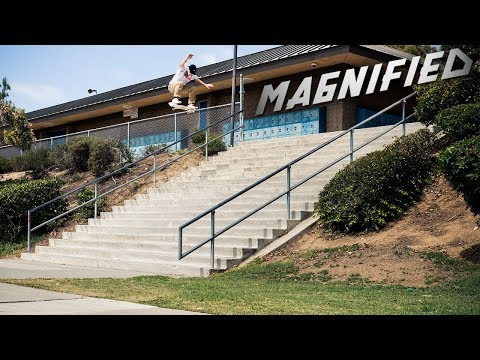Magnified: Nick Merlino