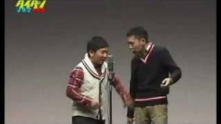 2011/4/22爆笑問題withタイタンシネマライブ