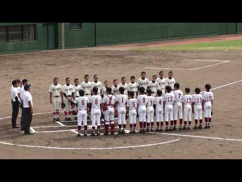 2017年9月30日みよし南中学校 新人戦1回戦 vs竜神中学校