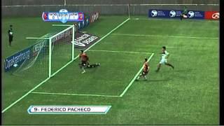 Gol Pacheco. Deportivo Armenio 1 -- Newell's 0. Copa Argentina 2013. 16avos De Final. FPT