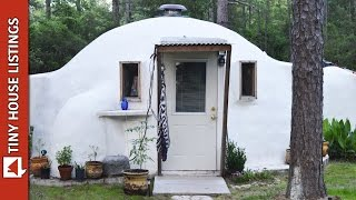 The Mini Dome Home Tour