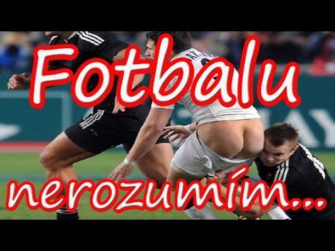 Promiňte, ale já fotbalu nerozumím...(fejeton - czech vlog)