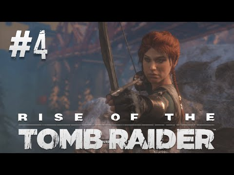 [GEJMR] Rise of the Tomb Raider - EP 4 - Ledová jeskyně