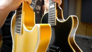 """The BEST """"Factory Error""""   2021 Epiphone Jared James Nichols JJN Gold Glory   Review, Demo + Compare"""