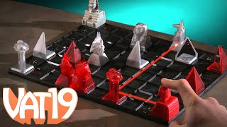 Khet = Chess with lasers