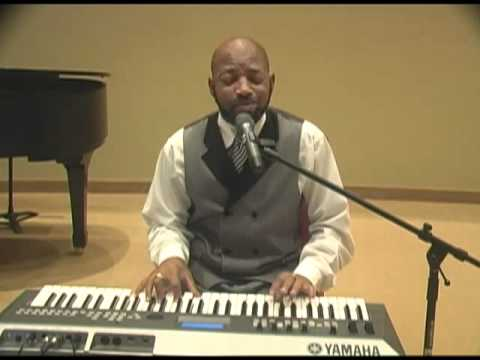 "Johnny Payne singing ""Jesus"" By:Leandria Johnson"