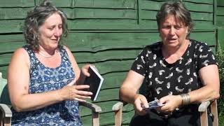 Poetry and Art at the Humberston Fitties