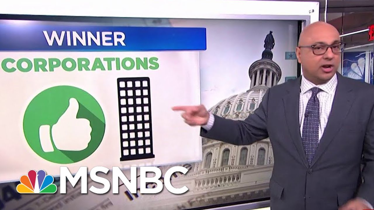 GOP Tax Bill Winners And Losers: Impacts of This Tax Bill | Velshi & Ruhle | MSNBC thumbnail