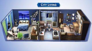 sims 4 studio apartment download
