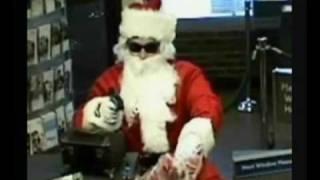 Santa Claus Caught On Tape Robbing Bank! thumbnail