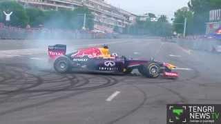 Смотреть онлайн Новый болид от «Red Bull» для Формулы 1