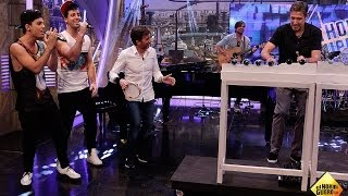 El Hormiguero 3.0 - Emilio Aragón Toca 'Happy' De Pharrell Williams