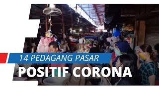 Pasar Kebayoran Lama, Jakarta Selatan Ditutup Selama 3 Hari, 14 Pedagang Dinyatakan Positif Covid-19