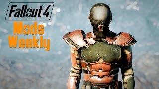 It's Free - Fallout 4 Mods Weekly - Week 71 (PC/Xbox One)