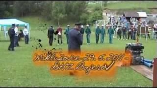 DHZ Bajerov 2011 - Miklušovce