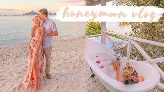 OUR HONEYMOON ✨ Best Week Of My Life!