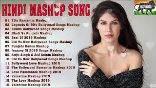 OLD VS NEW BOLLYWOOD MASHUP SONGS ★ Best Romantic Mashup Songs 2019 ★ Audio Jukebox Songs 2019
