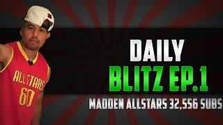 Madden 15 | The Daily BLITZ 34 Predator B Gap Blitz| Defense Tips | Madden 15