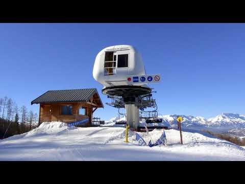 Station de ski de Saint Leger les Melezes