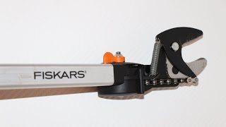 Fiskars Teleskop Schneidgiraffe reparieren - NewWonder555